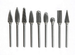 FACTORS TO CONSIDER WHEN YOU CHOOSE CARBIDE BURS AND ROTARY FILES