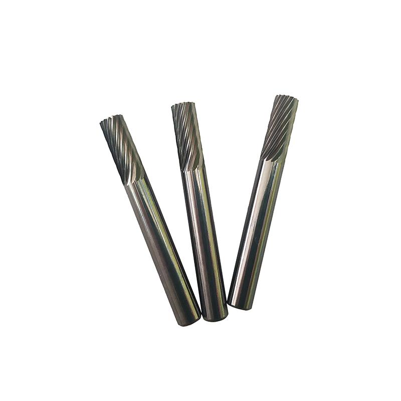 Cylinder Shape end cut 6mm  Standard cut deburring tool tungsten carbide burr
