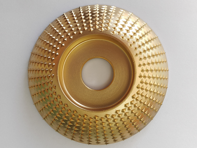 Plane shape Material 45# steel grinding disc for Polished